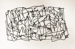 03-28-19-10:12PM, pen and ink