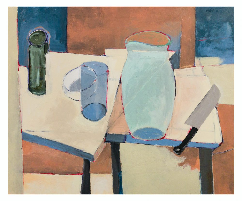 Still Life with Knife, 9/8/20