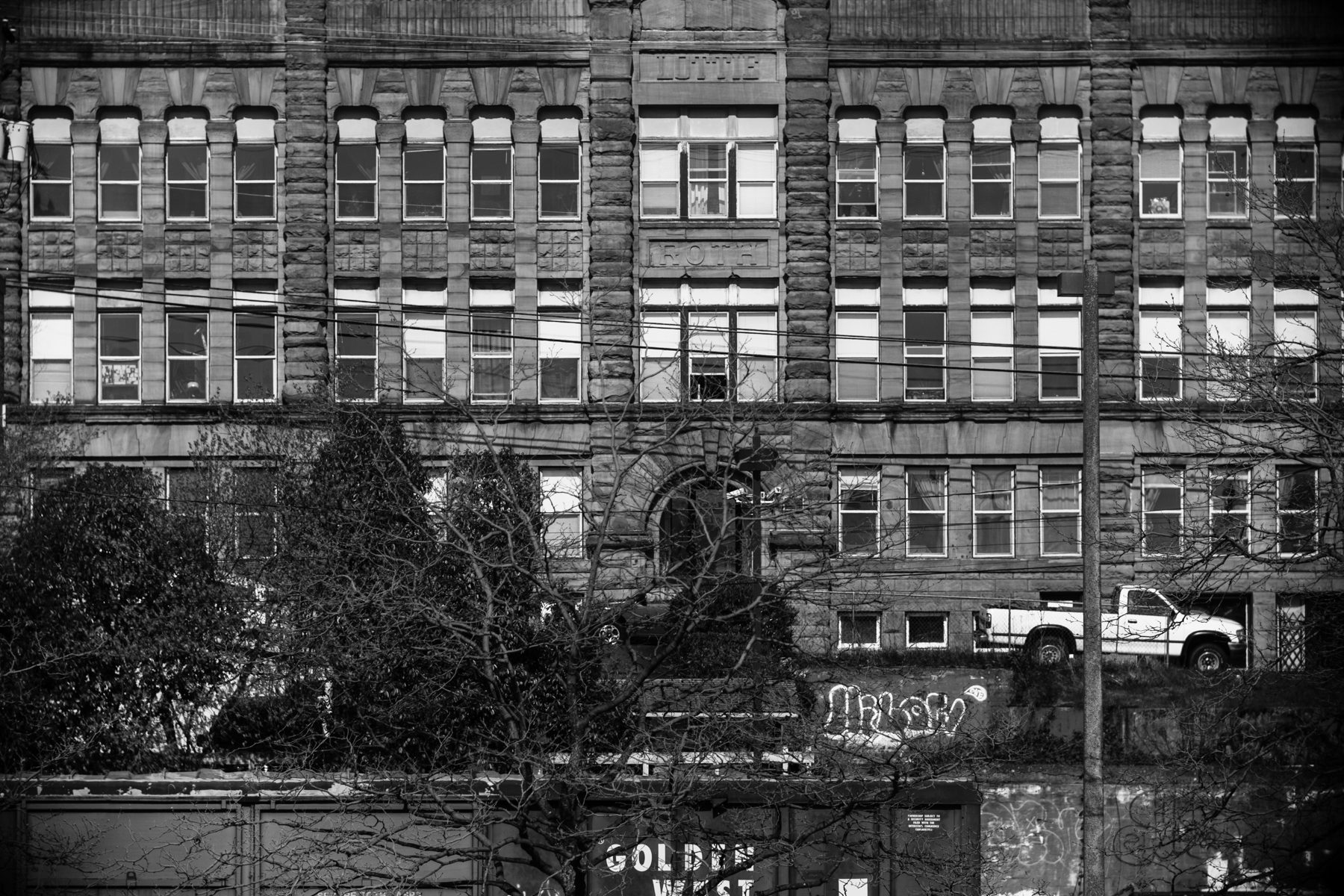 Photo: Lottie Roth Building